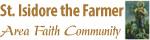 St. Isidore The Farmer Area Faith Community Logo